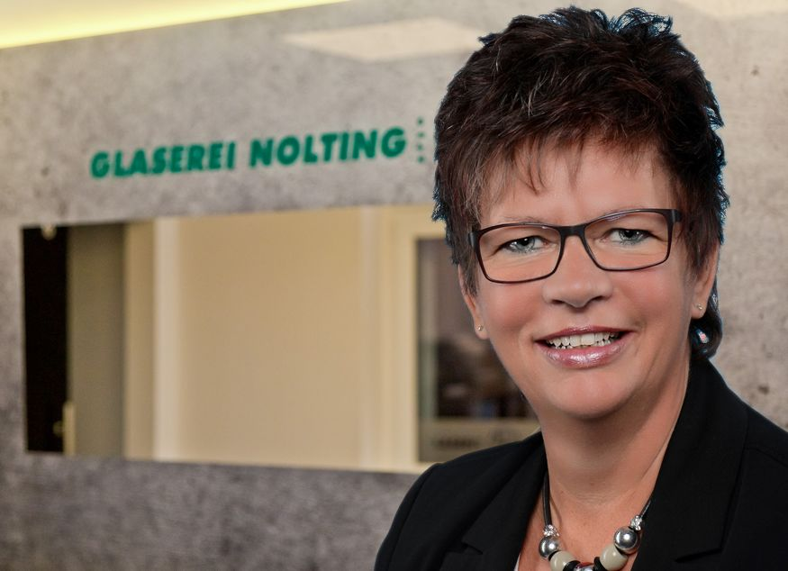 Glaserei-Nolting-Hannover-Petra-Sprengel-Geschäftsführerin