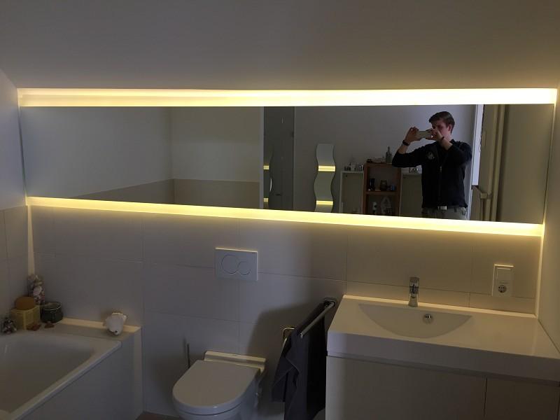 Spiegel wandspiegel spiegelw nde und badspiegel hannover for Badezimmer design hannover