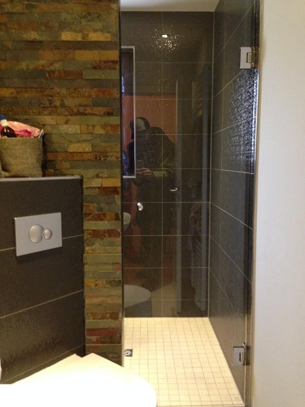 glastur dusche nach mas glas nach mass bestellen amp. Black Bedroom Furniture Sets. Home Design Ideas