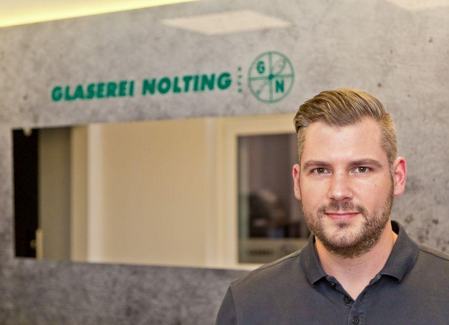 André Bierbaum - Glasermeister, Auftragsabwicklung + Kundenberatung, Duschenmaster + Elektrofachkraft im Glaserhandwerk