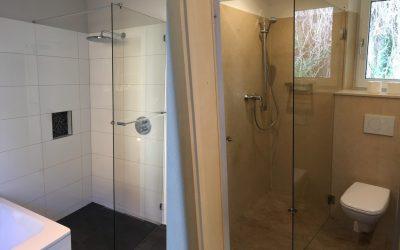 Glaswand Dusche gesucht?